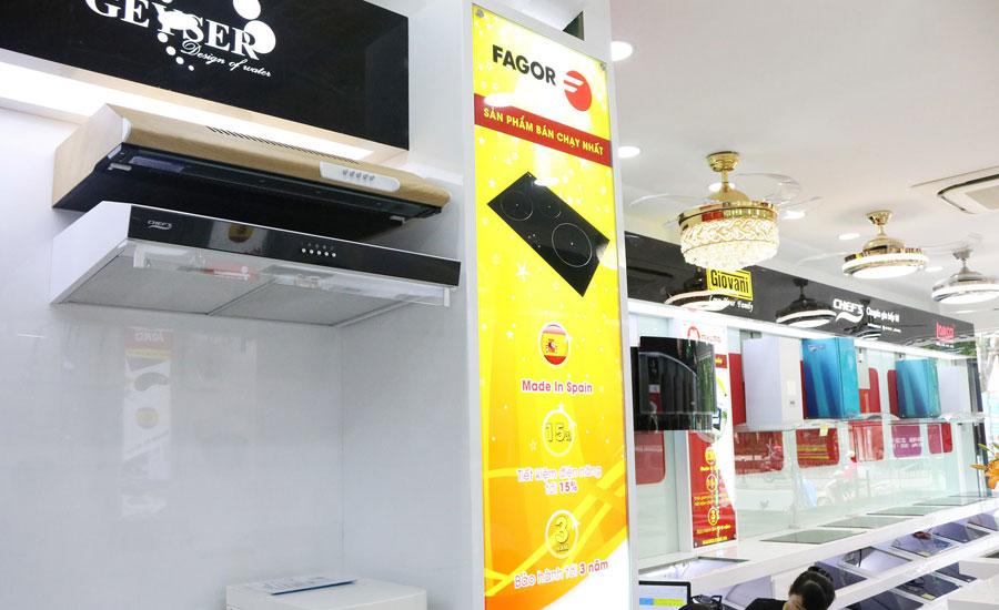 Chương trình ưu đãi cực lớn từ hãng Fafor 2018