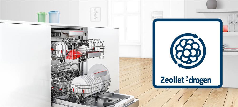 Một Đột Phá Mới – Công nghệ Sấy Khô Zeolite Của Máy Rửa Chén Bosch, Bạn Biết Gì Về Nó Chưa ?